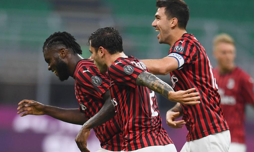 Da Parma-Milan a Milan-Parma
