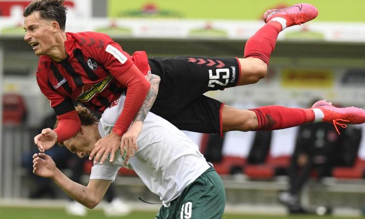 Milan, non solo Ajer: concorrenza al Tottenham per Koch del Friburgo