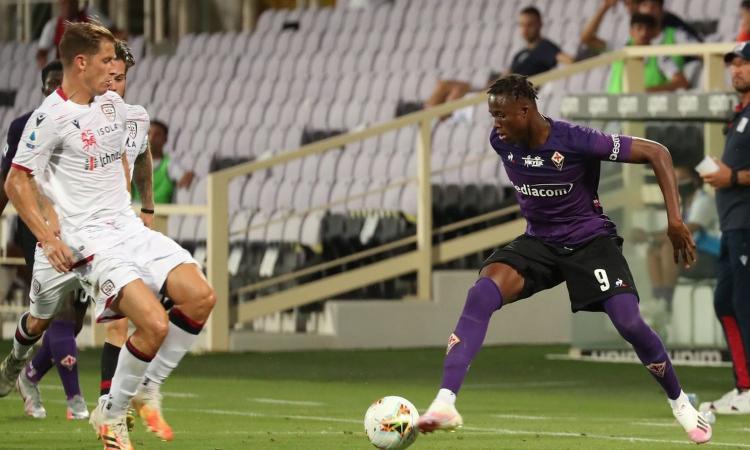 Una 'gazzella' per la Fiorentina, Kouame a CM: 'Drogba, Ribery e la mia nuova vita. Quell'incontro con CR7...'