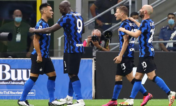 L'Inter soffre col Napoli ma resta seconda. Ha la rabbia per vincere l'Europa League, e Lautaro si ribella