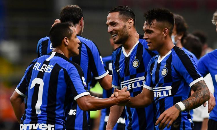 Inter-Torino, la pagelle di CM: Sanchez 'maravilla', Lautaro si ritrova. Male Izzo, Handanovic la combina grossa