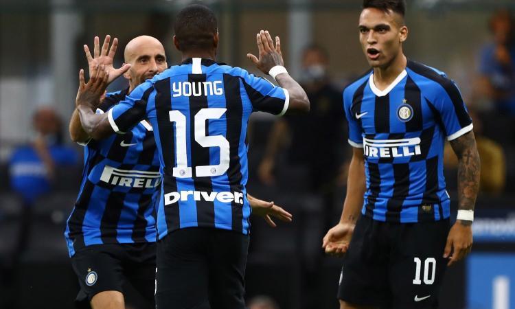 L'Inter ribalta 3-1 il Torino e vola al 2° posto, Juve a 8 punti. Lautaro torna al gol
