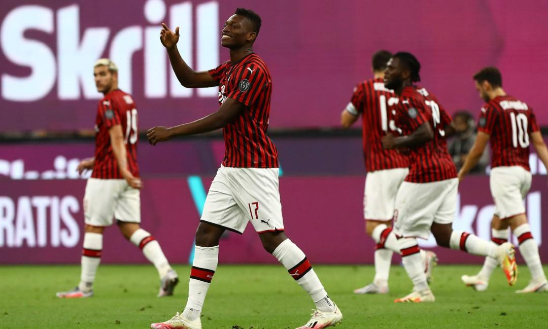 Il Milan 'in gestione' a Maldini e la perla nera Leao