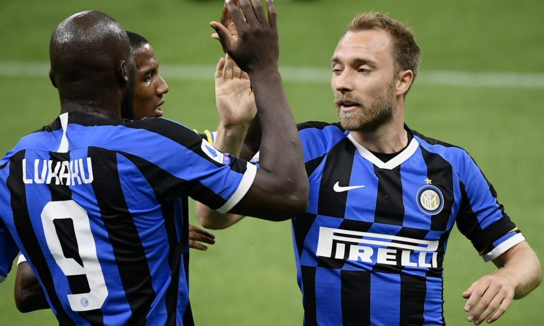 Inter-Napoli: allenamento per l'Europa