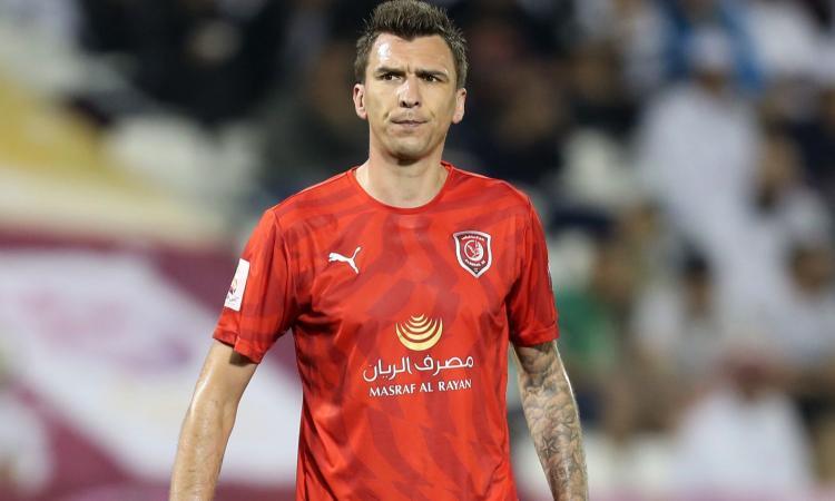 Mandzukic annuncia: 'Ho rescisso con l'Al Duhail'. Ora può tornare in Serie A