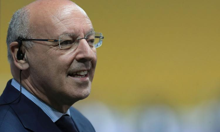 Inter, Marotta: 'Derby surreale, ma non voglio scuse. Scenari inquietanti per il futuro, ma le competizioni si onorano'