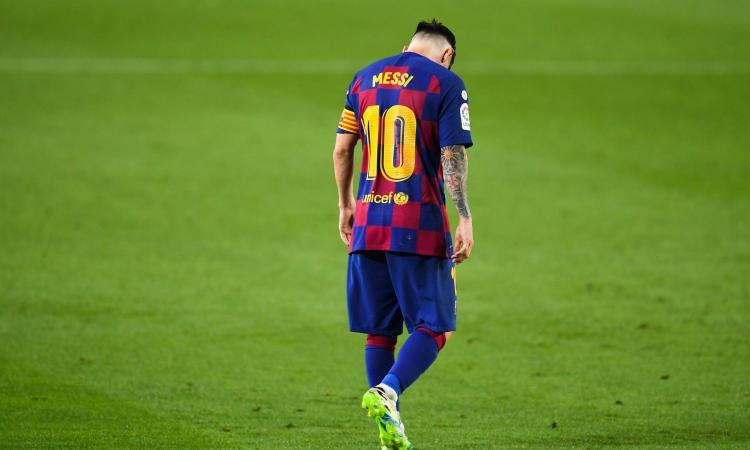 Giallo Messi: blocca il rinnovo con il Barcellona, addio nel 2021?