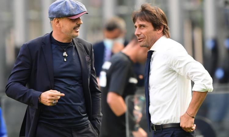 Crisi Inter, la colpa è di Conte. Da Mihajlovic una sonora lezione di calcio