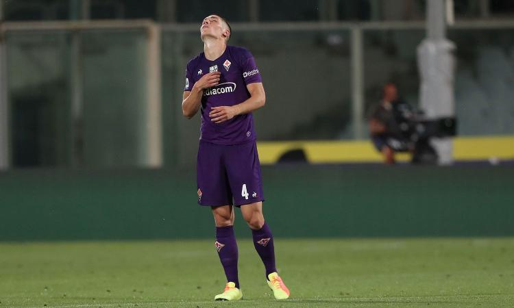 Fiorentina, assalto del Manchester United su Milenkovic