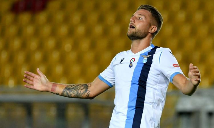 Lazio, le pagelle di CM: Milinkovic e Luis Alberto inesistenti, si salva solo Strakosha