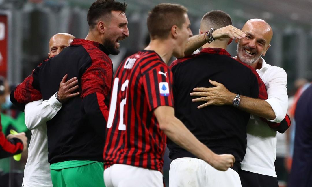 Milan: una vittoria che vale per 4