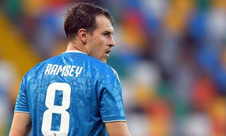Ramsey, le voci sul Real Madrid e la scelta della Juve: può avere una seconda chance