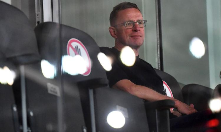 Rangnick: 'Non sarebbe stato saggio firmare per il Milan'
