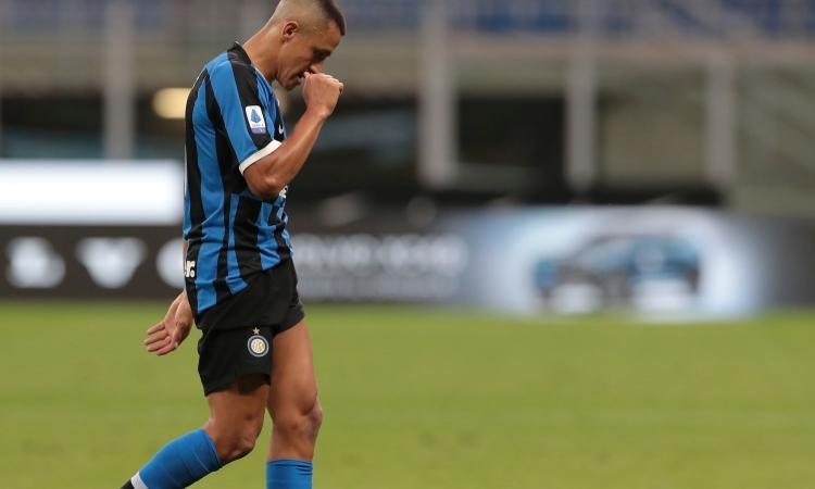 Inter, la verità su Sanchez e la segreta convinzione di Marotta e Conte