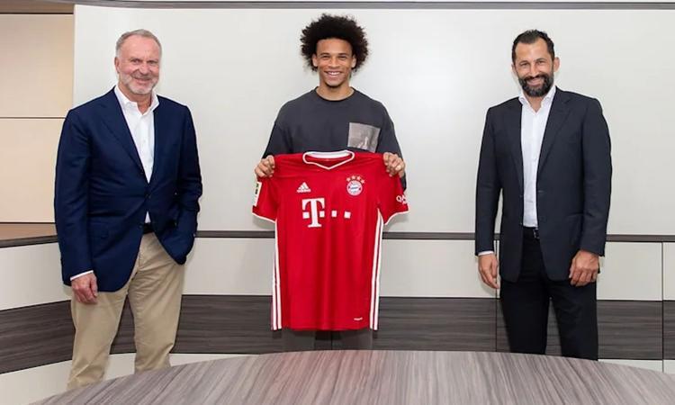 Bayern Monaco, UFFICIALE: ecco Sané, contratto fino al 2025