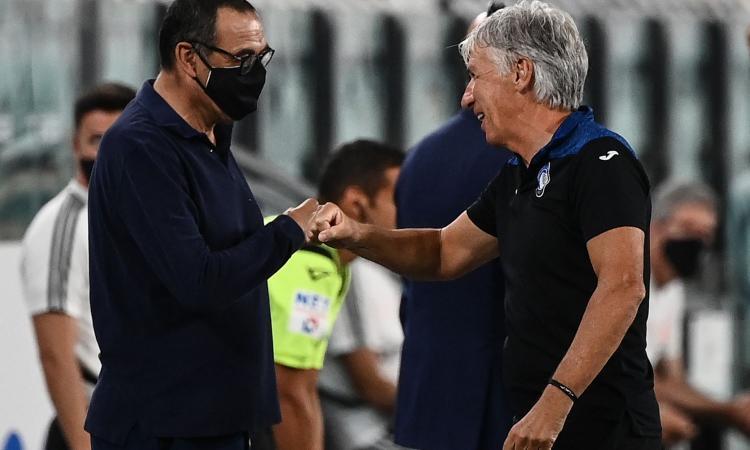 Sarri rinnega se stesso, la Juve vincerà lo scudetto ma Agnelli rimpiange Allegri. Meglio l'Atalanta, quei rigori...