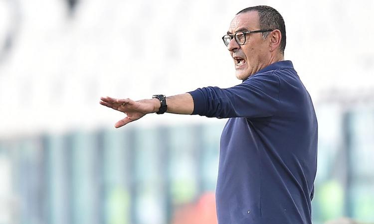 Juve, 72% di vittorie con Sarri