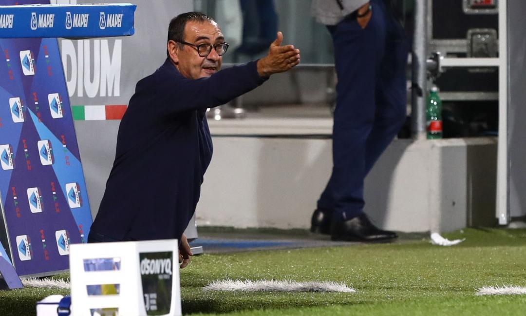 Sarri, con la Lazio devi svoltare a centrocampo: stasera rischi tu, non la Juve!