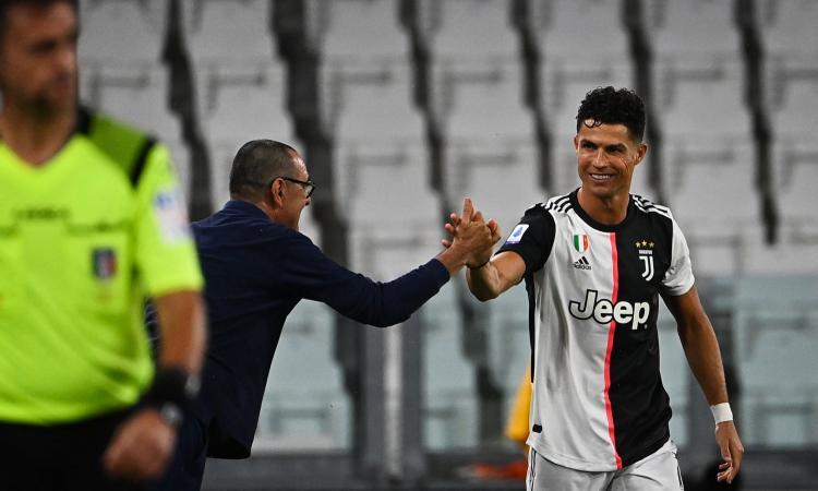 Adesso la Juventus è riuscita a confondere anche il Lione