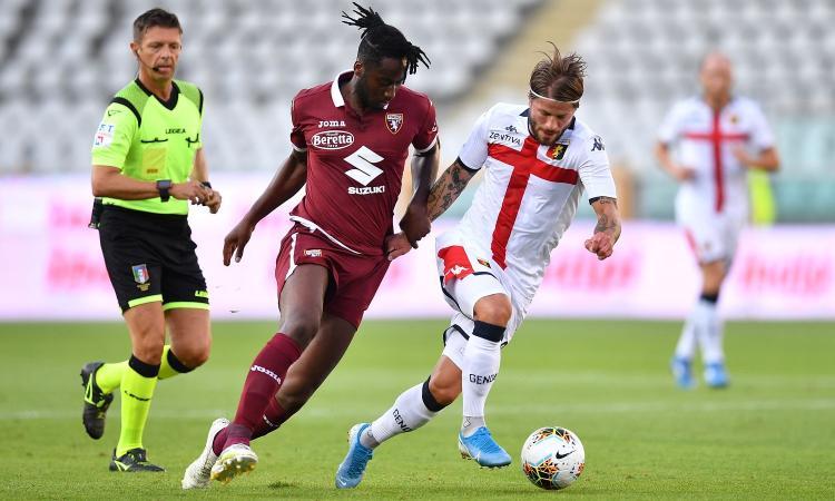 Genoa, il futuro di Schone è in Italia: tre club su di lui