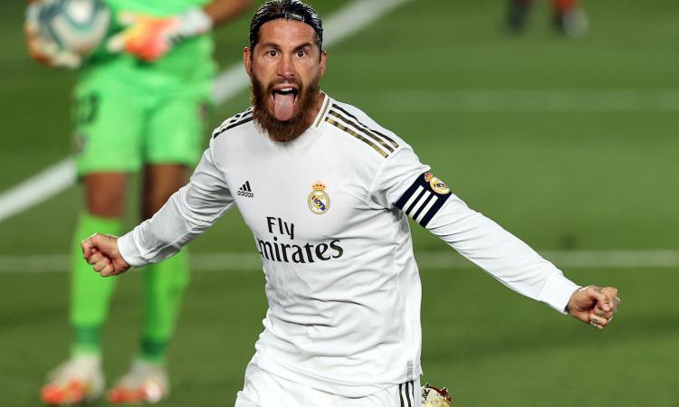 PSG, l'Arsenal prova a inserirsi per Ramos