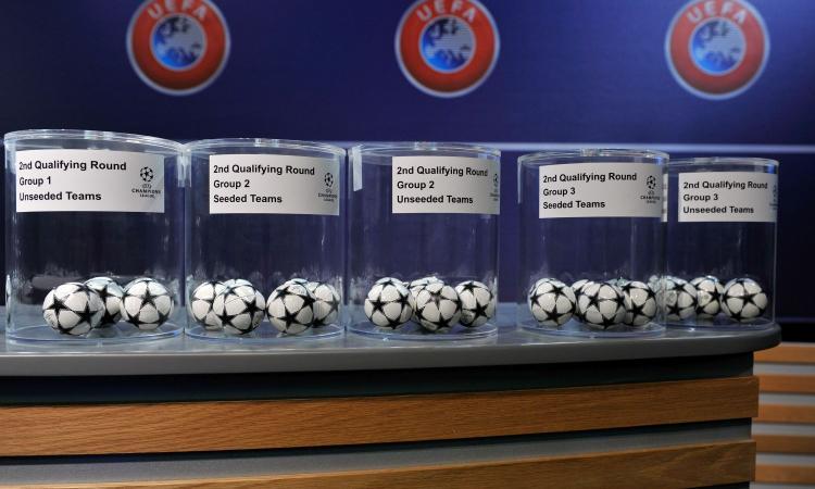 Champions ed Europa League, domani i sorteggi del 'tabellone tennistico': ecco come funzioneranno