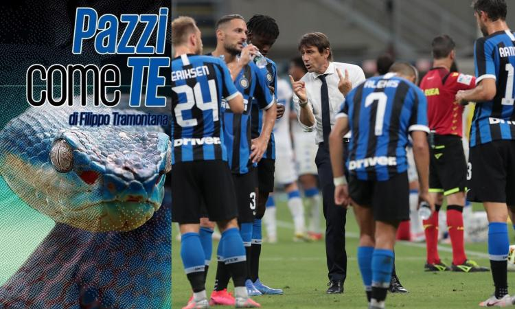 Inter: prima il secondo posto, poi l'Europa League. Ora Conte deve spingersi oltre