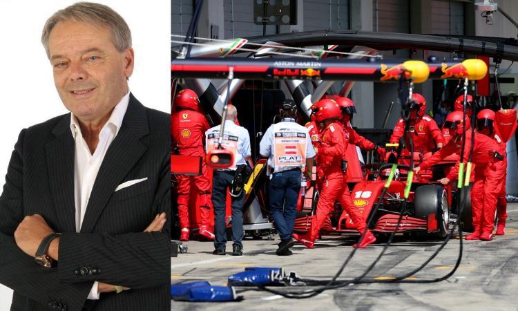 Turrini a CM: 'Vettel-Leclerc intesa zero, progetto farlocco e nessun leader. Alla Ferrari serve Andrea Agnelli'
