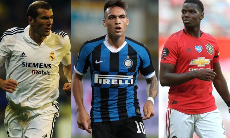 Intermania, Marotta alla Moggi: Lautaro come Zidane e Pogba