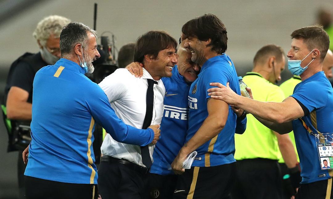 Da uno juventino: complimenti a Conte e all'Inter!