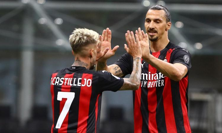 Prima in uscita, ora punto fermo del Milan: Castillejo dà ragione a Maldini