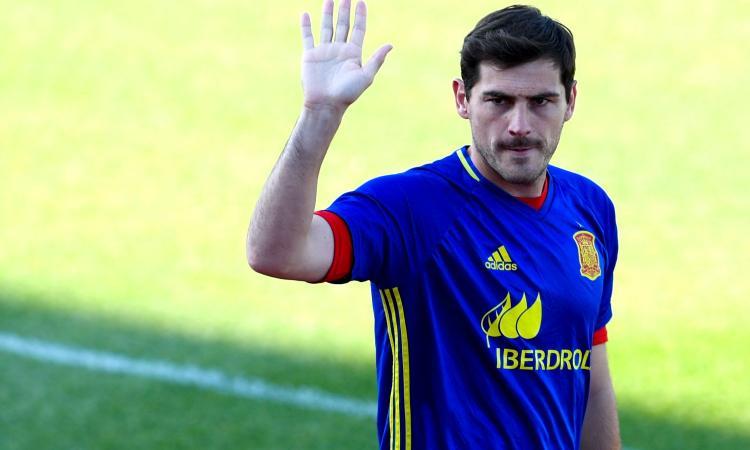 Casillas: 'Record presenze in Champions? Ronaldo mi supererà'