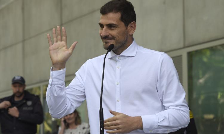 Real Madrid: nuovo ruolo per Casillas