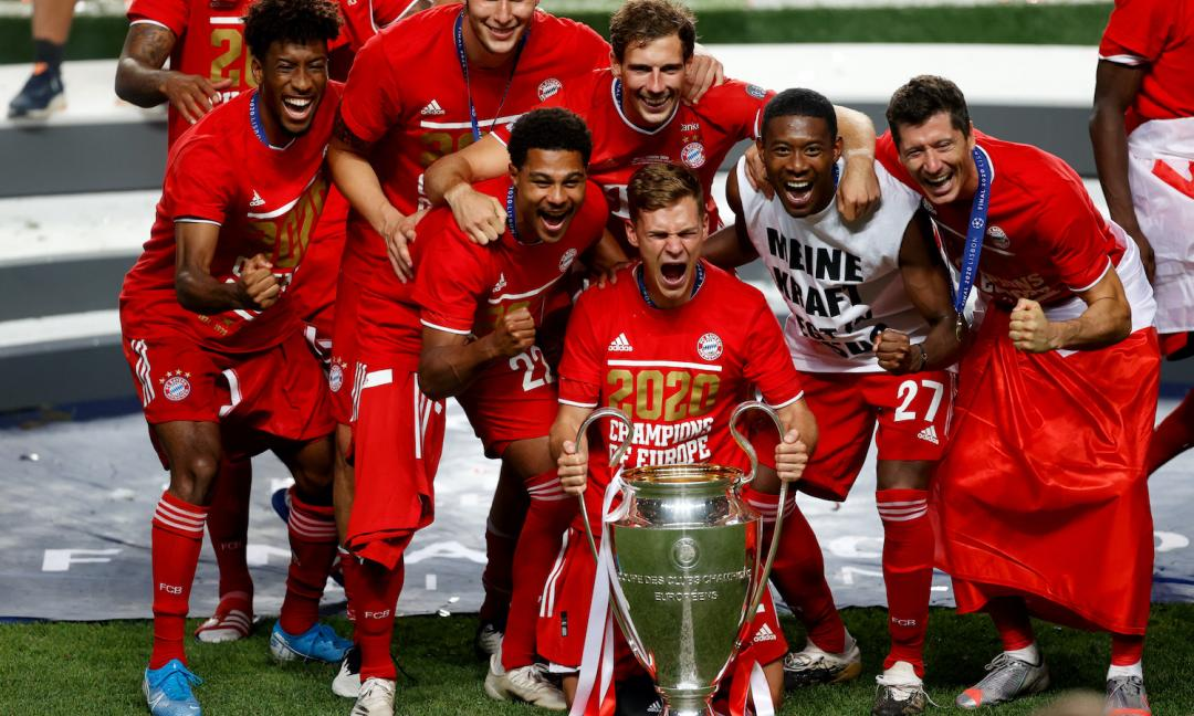 Bayern, altro Triplete: è il trionfo della logica