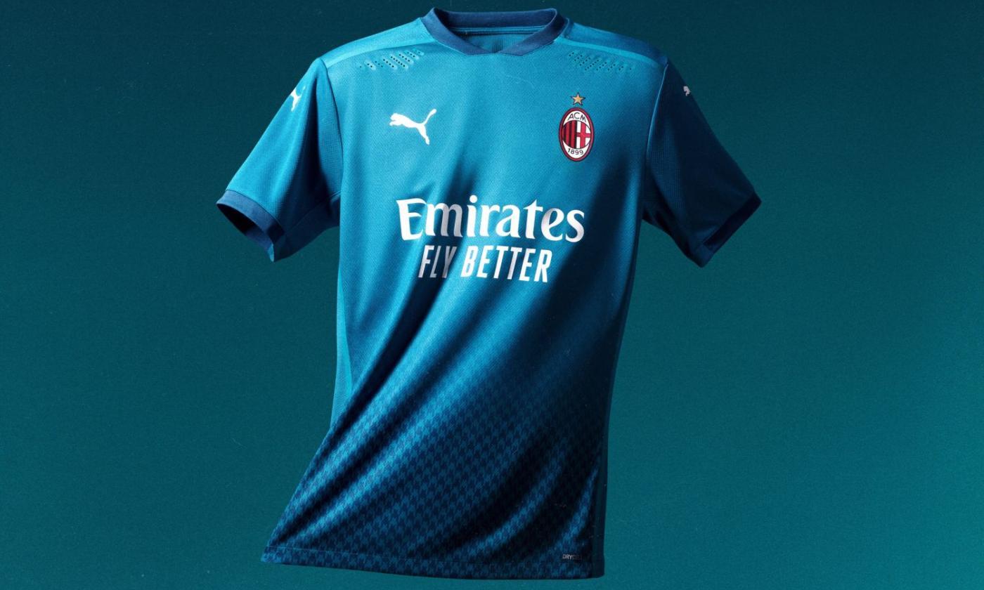 Milan, UFFICIALE la terza maglia: 'Ispirata all'Alta Moda di ...