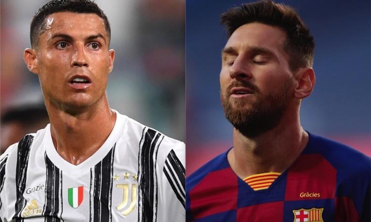 PES 2021, spunta l'ipotesi Ronaldo in copertina: con o al posto di Messi?