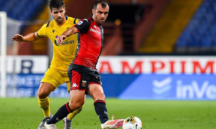 Juric, Veloso e l'atteggiamento del Verona: così il Genoa resta in Serie A