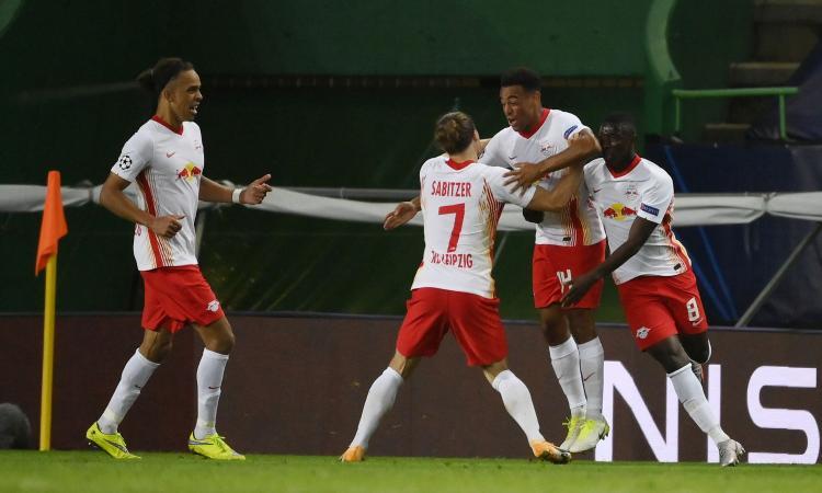 Champions, impresa Lipsia: 2-1 all'Atletico, Nagelsmann in semifinale con il PSG
