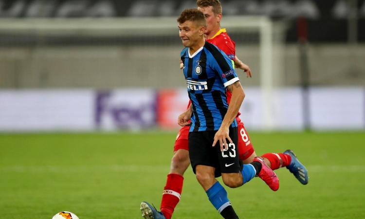 Inter-Bayer Leverkusen 2-1, il tabellino