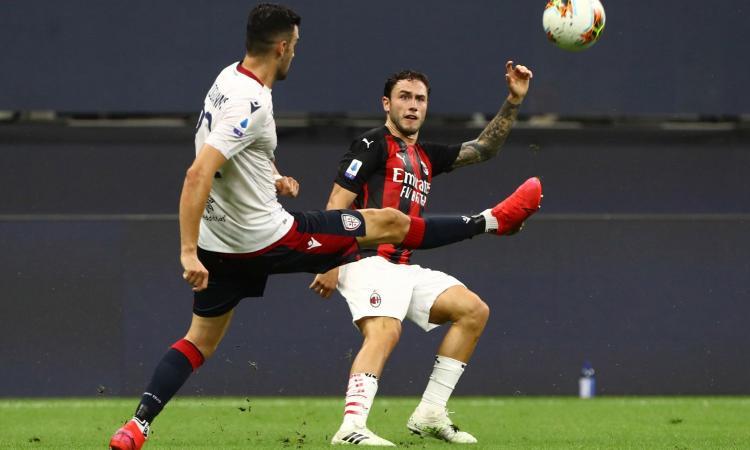 Milan, la verità su Calabria e la scelta sul nuovo terzino destro