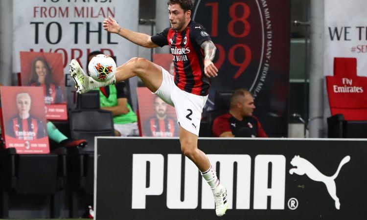 Milan, c'è un club in vantaggio per Calabria