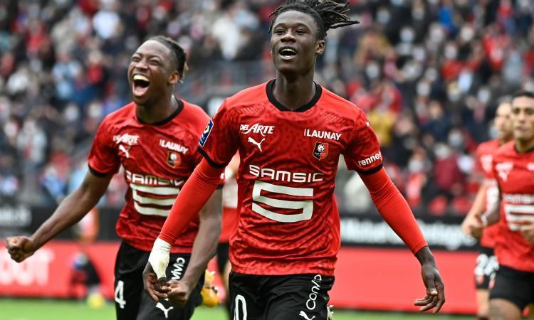 Juve su Camavinga: il Rennes spara alto