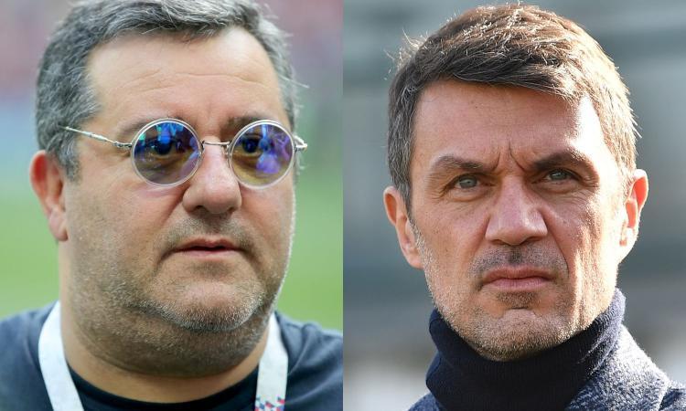 Riecco Raiola: il Milan cerca un alleato sul mercato, ma l'agente pone paletti precisi