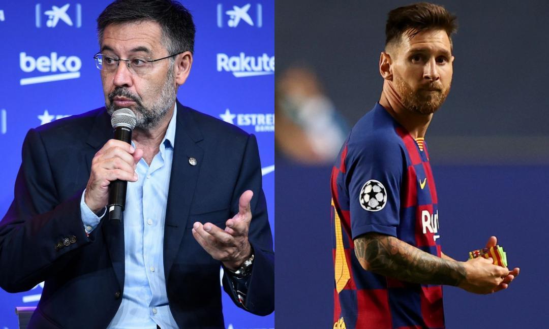 Leo Messi in ostaggio nella sua (non più) Casa