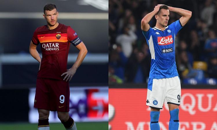 Dzeko-Juve e Milik-Roma, è tutto fatto: il bosniaco pronto a lasciare Verona per Torino