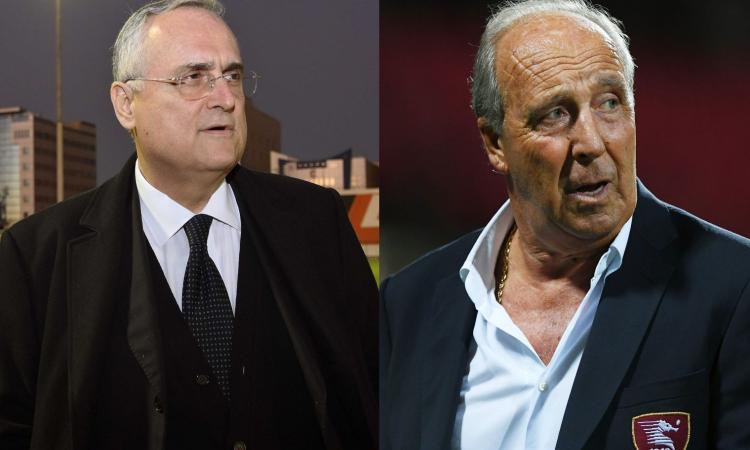 Da uomo giusto per la Nazionale a 'pezzo di m...' a Salerno: era il suo primo tifoso, ora Lotito chiude la carriera di Ventura