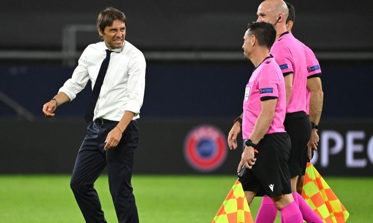 Inter, Conte: 'Non siamo i salvatori del calcio italiano, la presenza di Zhang un valore aggiunto'