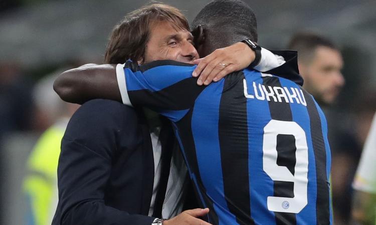 Inter, Lukaku è insostituibile: per questo Conte ha lottato per avere 'uno Dzeko' in più