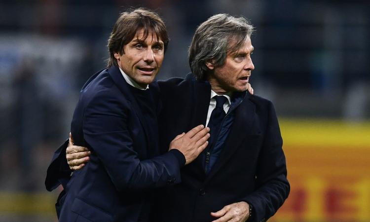 Inter, cosa c'è dietro lo sfogo di Conte: Allegri è già pronto e può dire addio anche Oriali