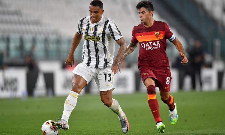 Juve-Roma, le pagelle di CM: che sorpresa Calafiori, Perotti-Zaniolo show, Rugani e Bernardeschi da horror
